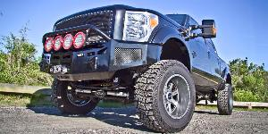 Ford F-350 Super Duty SOTA Offroad A.W.O.L. Anthra-Kote