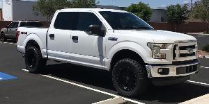 Ford F-150 SOTA Offroad S.S.D. Black w/ No Ring