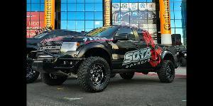 Ford F-150 Raptor SOTA Offroad S.C.A.R. Death Metal
