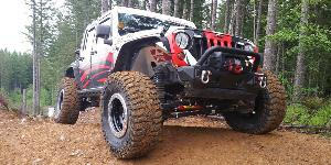 Jeep Wrangler SOTA Offroad S.S.D. w/Ring
