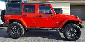 Jeep Sahara SOTA Offroad A.W.O.L. Death Metal
