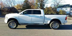 Dodge Ram 2500 SOTA Offroad A.W.O.L. Polished