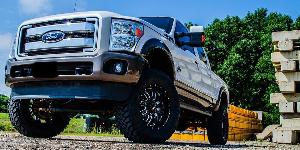 Ford F-250 Super Duty SOTA Offroad Rehab Death Metal