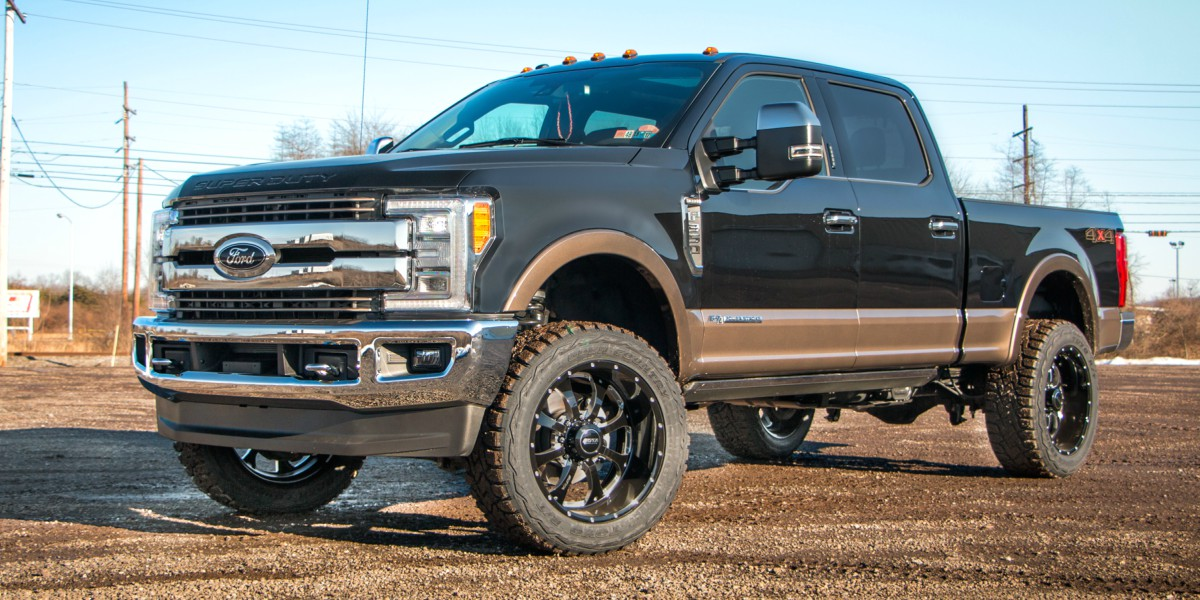 F250 2018 King Ranch >> Gallery - Aftermarket Truck Rims | 4x4 lifted Truck Wheels | SOTA Offroad