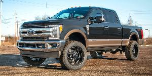 Ford F-350 Super Duty SOTA Offroad Novakane Death Metal