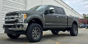 Ford F-250 Super Duty SOTA Offroad A.W.O.L. Anthra-Kote