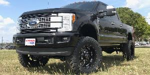 Ford F-250 Super Duty SOTA Offroad Novakane Death Metal
