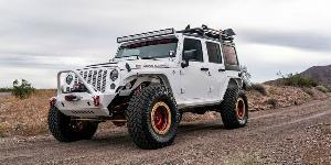 Jeep Wrangler SOTA Offroad S.S.D.