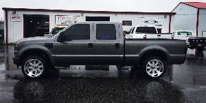 Ford F-250 Super Duty SOTA Offroad A.W.O.L. Polished