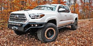 Toyota Tacoma SOTA Offroad D.R.T. Black w/ Raw Aluminum Ring