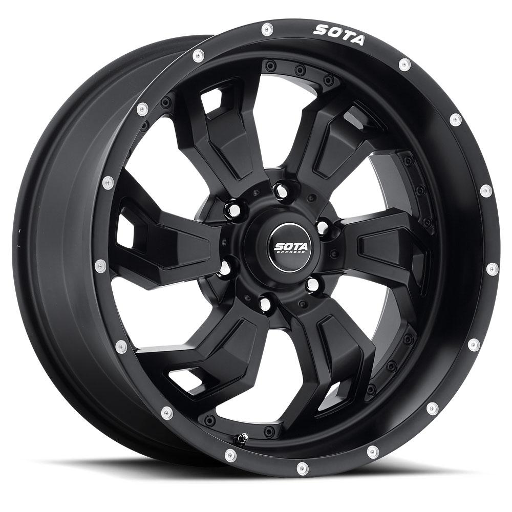 Truck Wheels Rims : Aftermarket truck rims wheels scar sota offroad